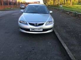 Mazda 6 2007 1.8 bi-fuel gas only 850ono