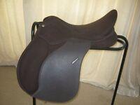 Wintec CAIR system brown saddle