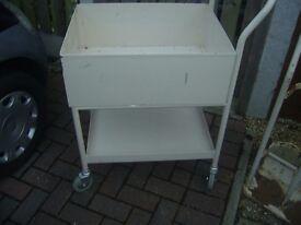 Workshop/tool box trolley