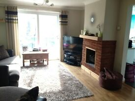 Good size 3 bedroom house close to town/station