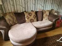 4 Seater Pillow Back sofa and chair