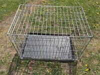 Dog cage - collapsible !!!