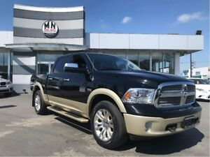 2013 Ram 1500 Laramie LongHorn HEMI Air Suspension Fully Loaded