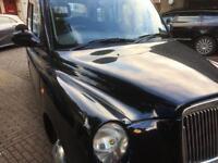 TX1 Excellent Drive - Black Taxi London