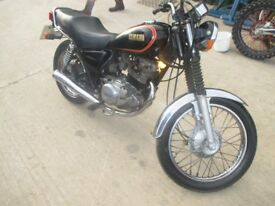 Yamaha SR 250 VERY GOOD CONDITION 1980 PRICED TO SELL