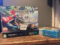 Nintendo Wii U 32GB Bundle
