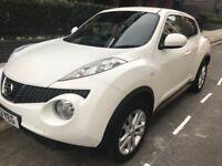 Nissan Juke - Automatic, Bluetooth, Reverse Cam, Sat Nav, FSH, 1 YEAR MOT - PERFECT CONDITION