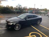 Audi A5 Coupe - Black - S Line Bumper - Full Audi Service History - SAT NAV - Many Upgrades!