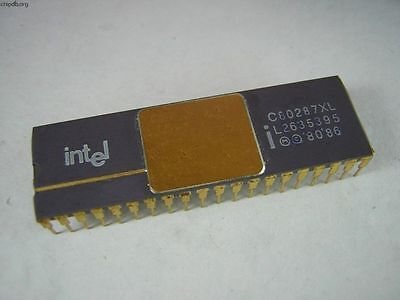 Intel C80287xl Dip-40 Single Inverter