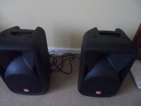 Superlux SP108 portable PA system. 150 watts.