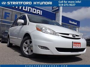 2009 Toyota Sienna LE 7 Passenger   SERVICE HISTORY   ONLY 144K!