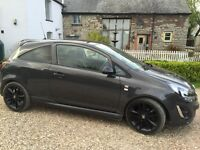 Vauxhall Corsa Limited Edition - Dark Grey, Exceptional FSH New MOT New Full Service LOW MILEAGE