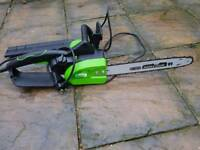 The handy electric chainsaw new