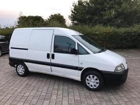 2004 Peugeot Expert 1.9D Panel Van 12 MONTHS MOT, 3 SEATS, NO VAT (Fiat Scudo Citroen Dispatch)