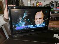 Matsui 19 inch lcd tv/dvd
