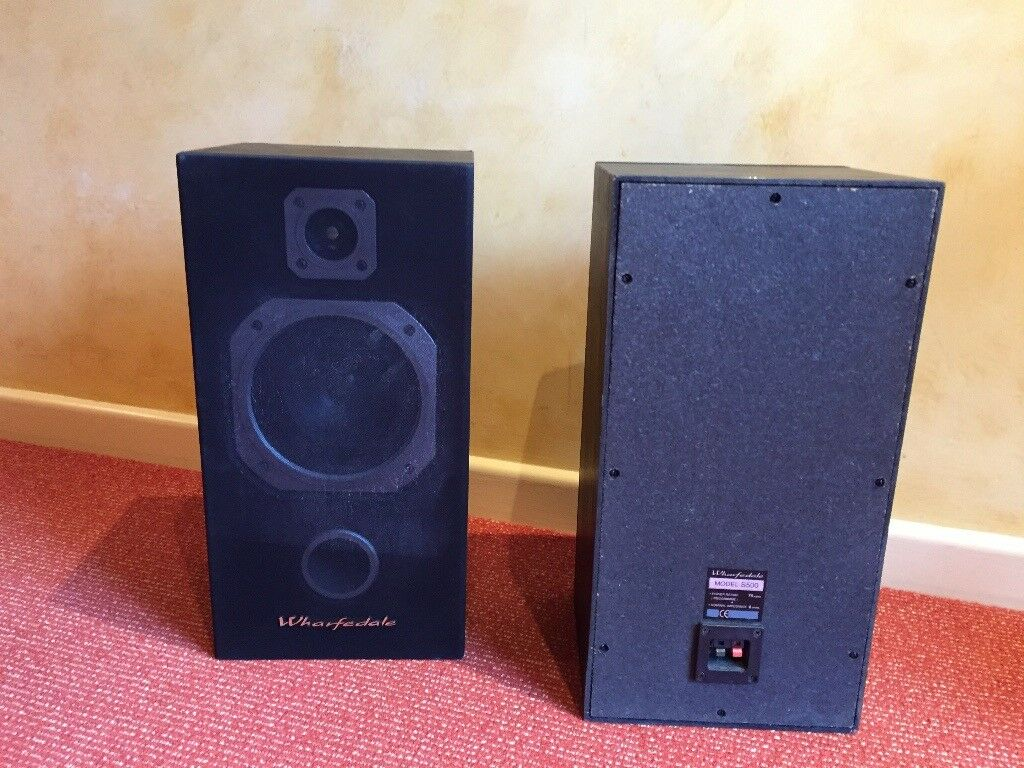 Wharfedale audio speakers