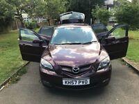 Mazda3 2.0 Sport Hatchback 5dr, p/x welcome FREE WARRANTY,6 SPEED, 150 BHP