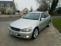 2001 lexus is200