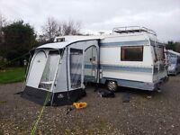 caravan / motorhome sun camp envy 200 awning