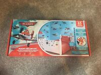 Children's Disney Planes Wall Sticker Kit