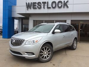 2014 Buick Enclave Heated Leather Seats