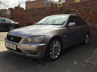 LEXUS IS200 LE ****LOW MILEAGE***** full history