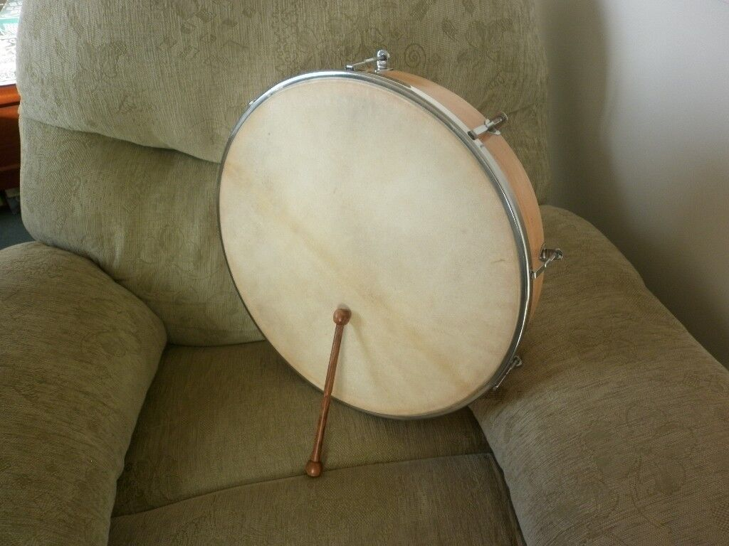 """Percussion Drum 19"""" tunable"""