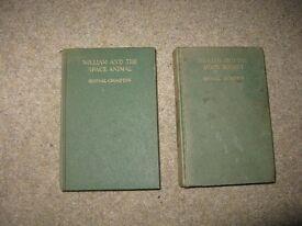 'William' Books x 2