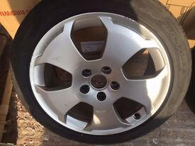 17 inch alloy for sale