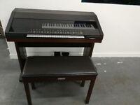 Yamaha electone el-90 organ