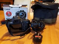 Canon EOS 1200D EFS 18-55mm BRAND NEW with box + bag with strap - NEW PRICE