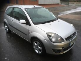 Ford Fiesta facelift 1 owner