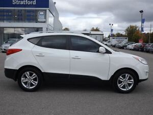 2013 Hyundai Tucson GLS   WELL EQUIPPED   ALLOYS   HEATED SEATS  Stratford Kitchener Area image 13