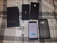 Samsung Galaxy S7 Edge Black Onyx 32gb factory unlocked Boxed As New smartphone sim free SM-G935F