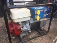 6 kVA Stephill Petrol Generator