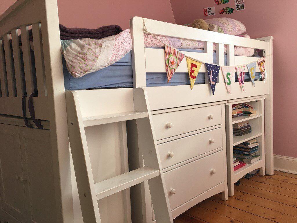 Harvey Sleep Station, Cabin Bed Set: For Sale