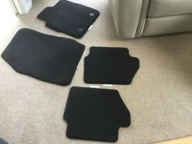 Genuine Ford Ecosport Fabric Mats