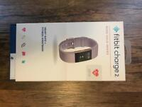FITBIT CHARGE 2(LIMITED EDITION-ROSE GOLD)