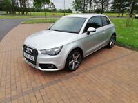 Audi A1 Sport Tdi Free Tax Long Mot (s line a3 merc bmw 120d 123d clio corsa)