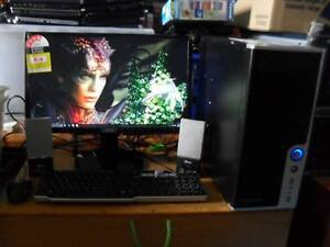TOWER CORE i3 PC - EXCELLENT CONDITION Cooks Hill Newcastle Area Preview
