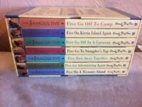 Famous Five box set 7 books Enid Blyton