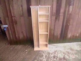 Tall Cd and Dvd Rack Delivery Available £8