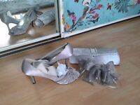 shoes and accesories