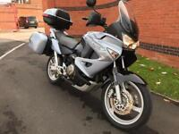 2009 HONDA XL 1000 VARADERO, WITH 6 MONTHS WARRANTY AND NATION WIDE RECOVERY, FINANCE,PX