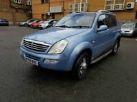 BARGAIN☆☆☆REXTON 2.7 DIESEL AUTOMATIC 2005☆☆☆DRIVE PERFECT☆☆☆