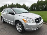 2007 57 DODGE CALIBER 2.0 SXT AUTO 5DR **2 OWNERS, 2 KEYS**
