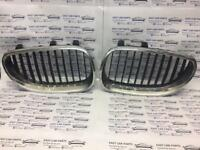 BMW 5 SERIES E60 E61 KIDNEY GRILLS