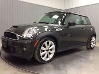 2012 MINI COOPER S MAGS TOIT PANORAMIQUE CUIR