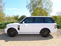 Range Rover 4.4i Autobiography 04 Reg Upgraded Body Styling to 2012 £10.000 Spent on Upgrade