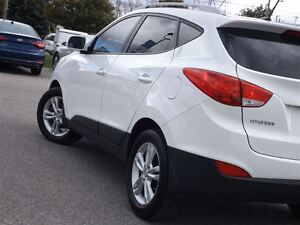 2013 Hyundai Tucson GLS   WELL EQUIPPED   ALLOYS   HEATED SEATS  Stratford Kitchener Area image 12